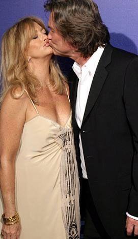 Goldie Hawn ve Kurt Russell